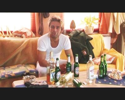 Lustloser Alkoholiker Hardy